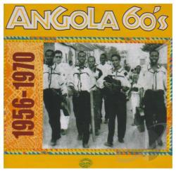 Angola 60's: 1956-1970 CD Cover Art