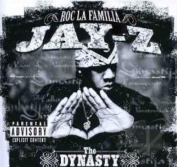 Jay-Z - Dynasty Roc la Familia CD Cover Art