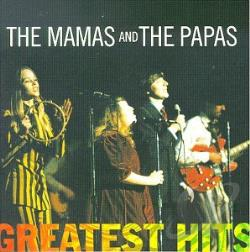 Mama's & The Papa's - Greatest Hits CD Cover Art