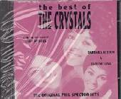 Crystals - Best of the Crystals CD Cover Art