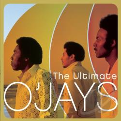 O'Jays - Ultimate O'Jays CD Cover Art
