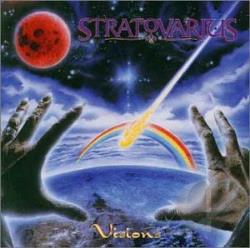 Stratovarius - Visions CD Cover Art