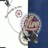 Live - They Stood Up For Love CD Cover Art