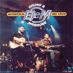 Bruno & Marrone - Acustico ao Vivo CD Cover Art