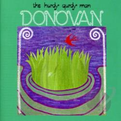 Donovan - Hurdy Gurdy Man CD Cover Art