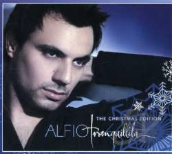 Alfio - Tranquilita-Christmas Edition CD Cover Art