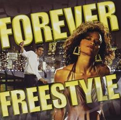 Forever Freestyle CD Cover Art