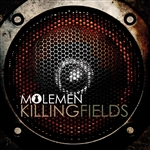 Molemen - Killing Fields CD Cover Art