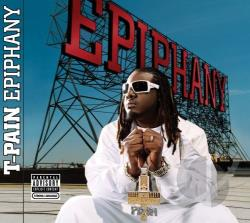 T-Pain - Epiphany CD Cover Art