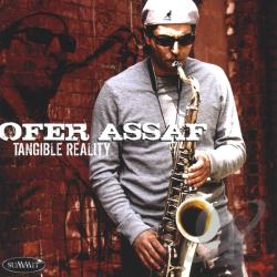 Assaf, Ofer - Tangible Reality CD Cover Art