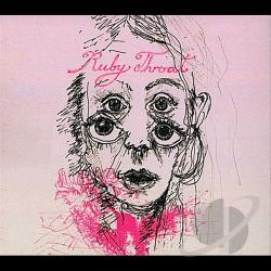 Throat, Ruby - Ventriloquist CD Cover Art