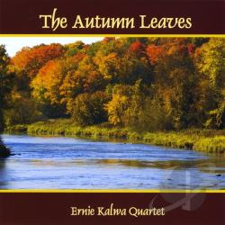 Ernie Kalwa Quartet - Autumn Leaves CD Cover Art
