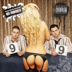 Nu-Centz / Rawsoul - Hot Property CD Cover Art