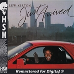 Kirton, Lew - Just Arrived MP3CD Cover Art