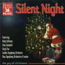 Silent Night CD Cover Art
