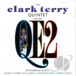 Terry, Clark - Live on QE2 CD Cover Art