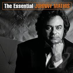 Mathis, Johnny - Essential Johnny Mathis CD Cover Art