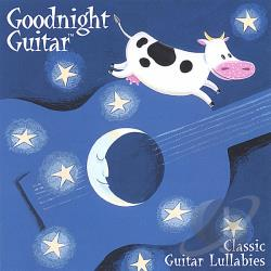 Penney, Ray - Goodnight Guitar CD Cover Art