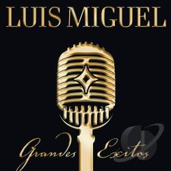 Miguel, Luis - Grandes Exitos CD Cover Art
