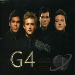 G4 (FT Robin Gibb) - First Of May DS Cover Art