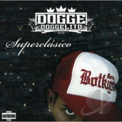Dogge Doggelito - Superclasico CD Cover Art