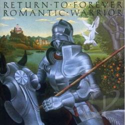 Return To Forever - Romantic Warrior CD Cover Art