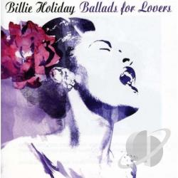 Holiday, Billie - Ballads for Lovers CD Cover Art