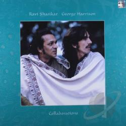 Harrison, George / Shankar, Ravi - Collaborations CD Cover Art