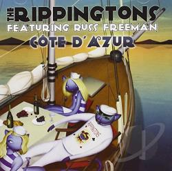 Rippingtons / Russ Freeman (Guitar) - Cote d'Azur CD Cover Art