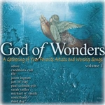 Various Artists - Our God Of Wonders, Vol. 1 DB Cover Art