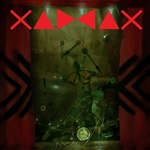 Xaddax - Counterclockwork CD Cover Art