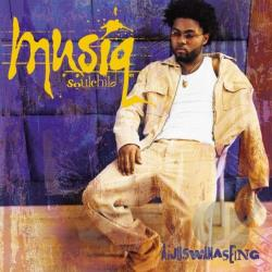 Musiq - Aijuswanaseing CD Cover Art