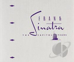 Sinatra, Frank - Capitol Years CD Cover Art