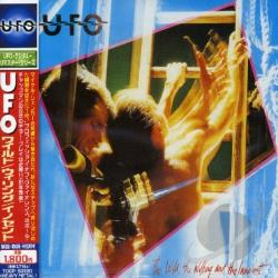 U.F.O. - Wild, the Willing and the Innocent CD Cover Art