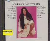 Cher - Greatest Hits CD Cover Art