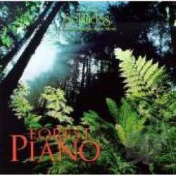 Gibson, Dan - Forest Piano CD Cover Art