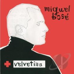 Bose, Miguel - Velvetina CD Cover Art
