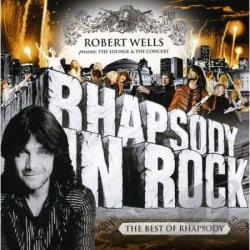 Wells, Robert - Best of Rhapsody 1998-2008 CD Cover Art