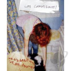 Los Campesinos - We Are Beautiful, We Are Doomed CD Cover Art