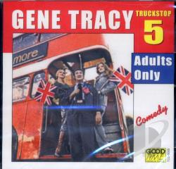Tracy, Gene - Adults Only CD Cover Art