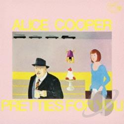 Cooper, Alice - Pretties for You CD Cover Art