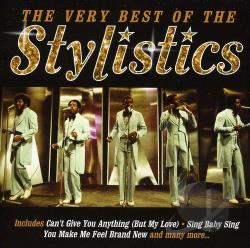 Stylistics - Very Best of the Stylistics CD Cover Art