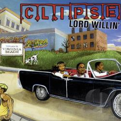 Clipse - Lord Willin' LP Cover Art