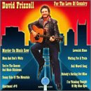 Frizzell, David - For the Love of Country CD Cover Art