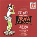 Irma La Douce CD Cover Art