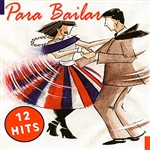 Para Bailar 12 Hits CD Cover Art