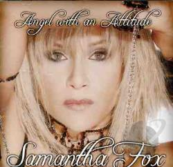 Fox, Samantha - Angel with an Attitude CD Cover Art