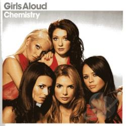 Girls Aloud - Chemistry CD Cover Art