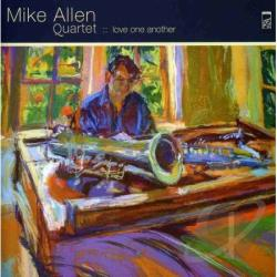 Allen, Mike - Love One Another CD Cover Art