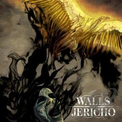 Walls Of Jericho - Redemption CD Cover Art